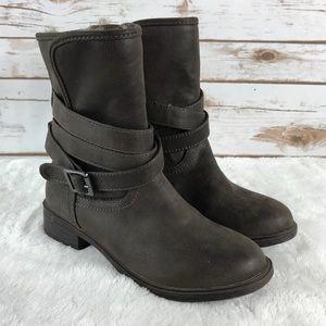 Report Fur Lined Boots (Bin: SA)